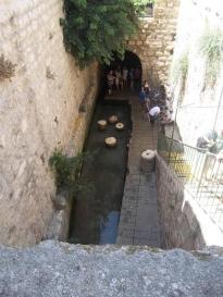 byzantine pool of siloam